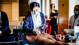 泰拳,拳王,中國,護士 圖/翻攝自搜狐體育