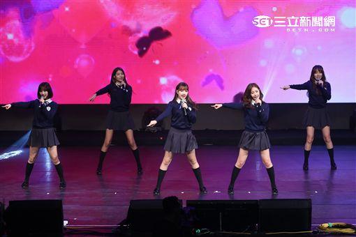 韓國人氣女子團體Gfriend首次來台舉辦音樂會