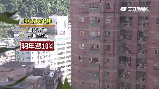 投報率低、房東苦撐!租房醞釀漲10%