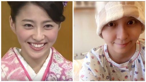 日美女主播小林麻央積極抗癌 動手術相信「奇蹟是在未來」 圖/翻攝自YouTube、小林麻央部落格