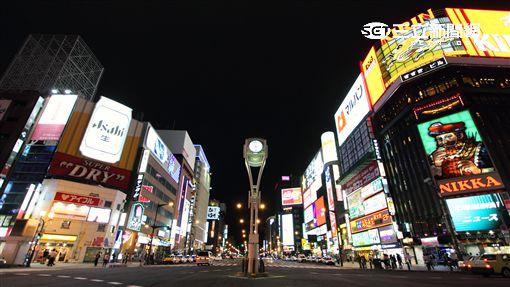 札幌市區。(圖/酷航提供)