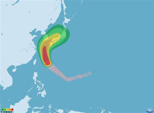 氣象,颱風,芙蓉,琉球,長浪,天氣,航班,安全(中央氣象局)