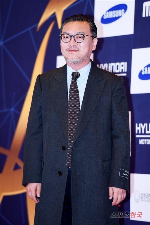 圖翻攝自韓網 2016APAN紅毯