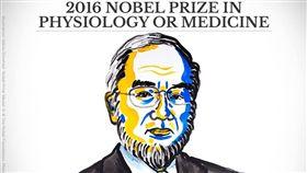 諾貝爾醫學獎  日學者大隅良典獨得 Nobel Prize諾貝爾臉書