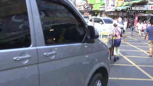 東海商圈交通亂 9個月開逾6百張罰單