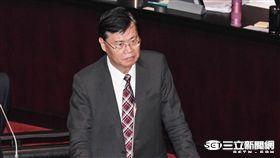 金管會主委丁克華 圖/記者林敬旻攝