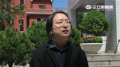 政務委員唐鳳。(記者盧素梅攝)