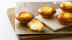 Bake Cheese Tart北海道起司塔。(圖/業者提供)