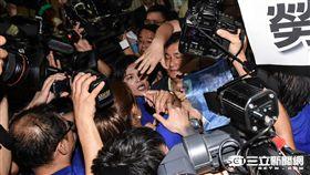 一例一休,七天假,立院,衝突,勞工,國民黨,民進黨 圖/記者林敬旻攝影