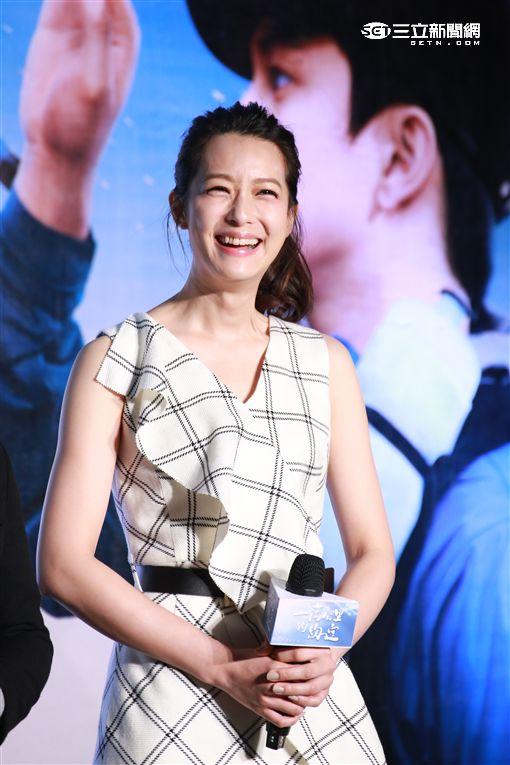 20161005-賴雅妍 黃遠 監製林義傑 導演洪昇揚 <一萬公里的約定>電影媒體發布記者會