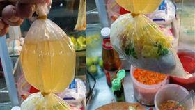 客要求湯麵分開!老闆一個袋子搞定 網友推爆「根本天才」 爆料公社