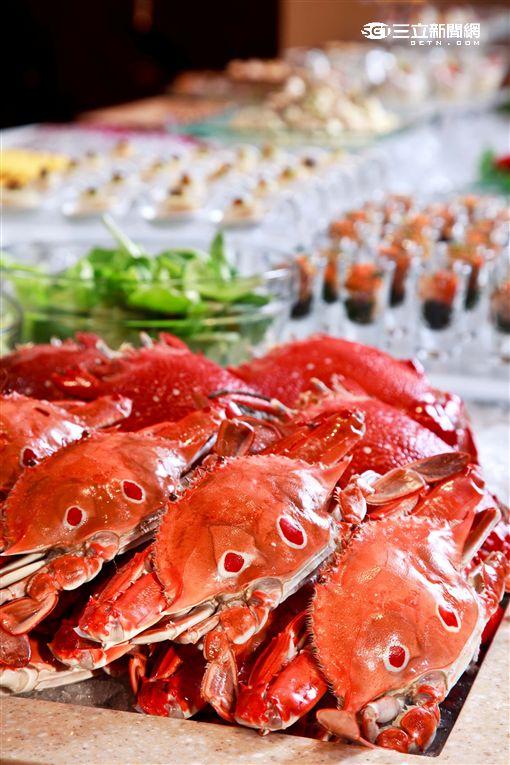 台北神旺螃蟹料理。(圖/公關照)