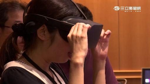 視覺突破!金鐘全景VR直播 觀眾身歷其境