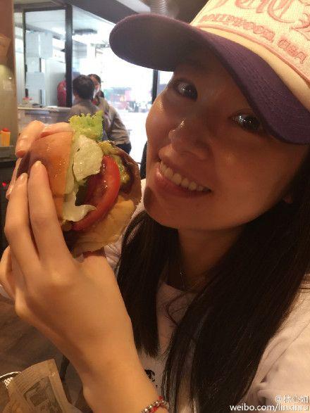 林心如(圖/翻攝自林心如微博) http://tw.weibo.com/linxinru/4014190140771003