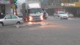 東縣府淹水0930