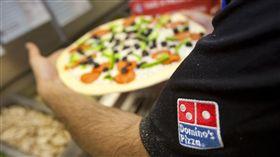 pizza、披薩、達美樂/達志影像/美聯社
