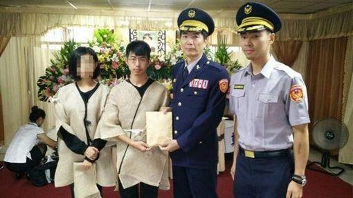 臺南市,員警,分局長 圖/翻攝自台南市警方
