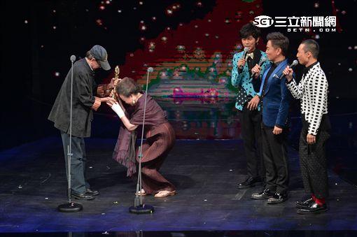 金鐘51-終身貢獻獎-廖春梅(梅芳阿姨)、龐宜安