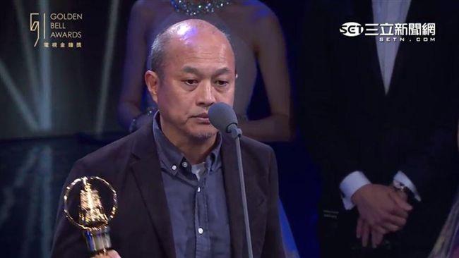 《燦爛時光》奪金鐘「最佳編劇獎」
