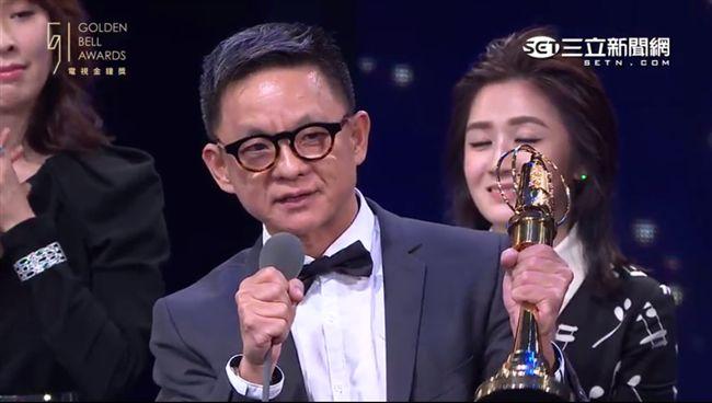 《一把青》獲最佳戲劇 楊謹華謝導演