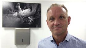 Mats Brannstrom,子宮,生產,生育 圖/美聯社/達志影像