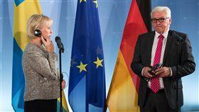 德國,Frank-Walter Steinmeier,美國,俄羅斯,冷戰 圖/美聯社/達志影像