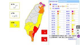 天氣,氣象,降雨,低氣壓,颱風,溫度,豪雨,雷雨,艾利,桑達,紫外線(http://www.cwb.gov.tw/V7/prevent/fifows/index.htm?)