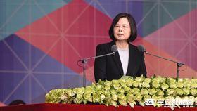 蔡英文 圖/記者林敬旻攝