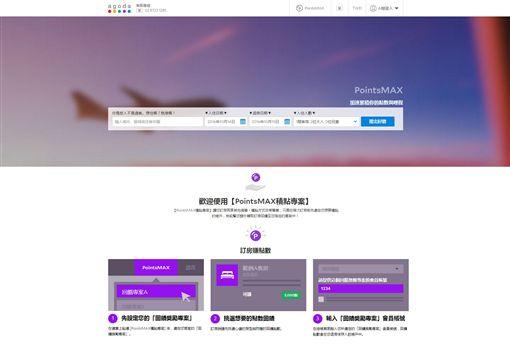 超有「哩」! Agoda全新PointsMAX積點專案 航空哩程躺著賺。(圖/Agoda提供)