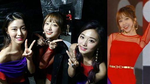 Korean Music Wave,TWICE,子瑜,AOA,雪炫,EXID,哈妮,ig,https://www.instagram.com/twicetagram/
