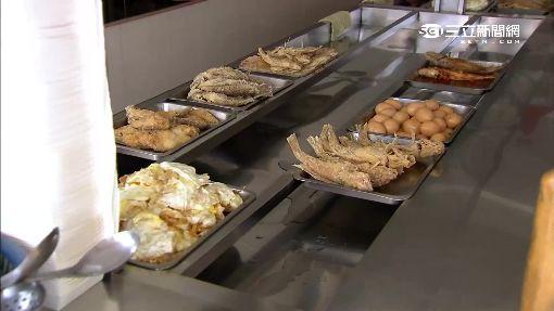 颱風後「菜比肉貴」 自助餐破百元吃嘸菜