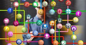 網路,社群,媒體(圖/Pixabay)