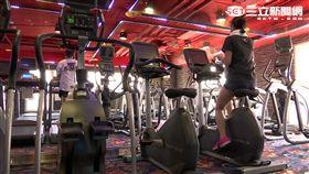 -健身房-