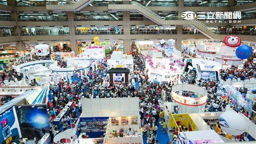 台北國際旅展ITF。(圖/台灣觀光協會提供)