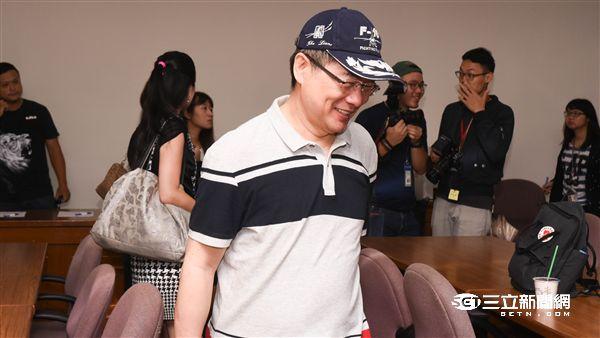 蔡正元 圖/記者林敬旻攝