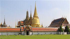 泰國玉佛寺。(圖/翻攝自維基百科)