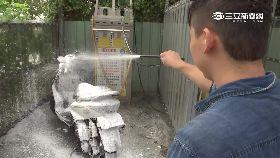 專門洗機車1800
