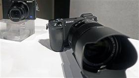 強攻攝影器材展 Sony三機皇同步現身(sony臉書)