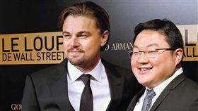 李奧納多,劉德祖(圖/翻攝自The Hollywood Reporter) http://www.hollywoodreporter.com/features/leonardo-dicaprio-malaysian-money-scandal-920199