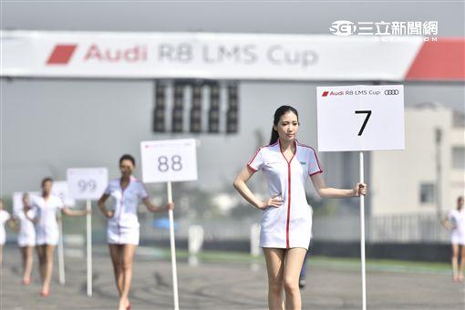 Audi R8 LMS Cup 熱血奔馳大鵬灣(圖/台灣奧迪)