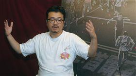 VD 屍速列車導演延尚昊 韓國電影「屍速列車」導演延尚昊(圖)16日在台北樂 聲影城接受台灣媒體專訪,談拍片的感想與續集的發想 。 中央社記者施宗暉攝  105年10月16日