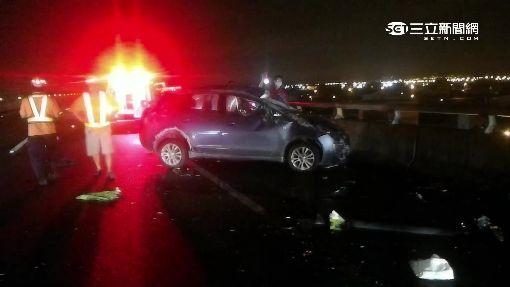 無照載友看日出 16歲少女自撞釀1死3傷