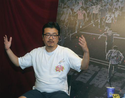 屍速列車,導演,延尚昊,首爾,人生 圖/中央社