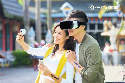視界無界限!Samsung Gear 360來也