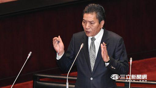 親民黨立委李鴻鈞 圖/記者林敬旻攝