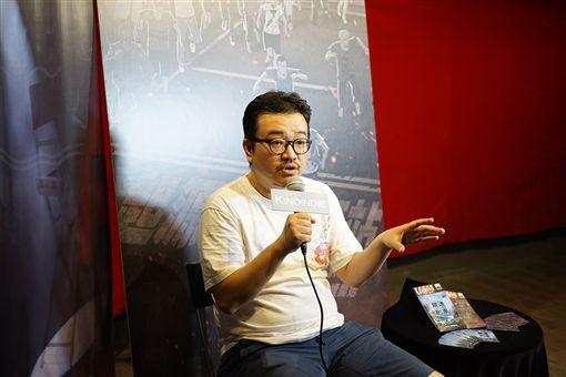 《屍速列車》、《起源:首爾車站》導演延尚昊。圖/車庫娛樂提供