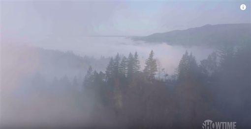 美國影集「雙峰」(Twin Peaks) 圖/翻攝自YouTube