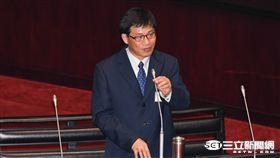 大法官提名人黃瑞明 圖/記者林敬旻攝