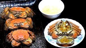 美食鳳味-大閘蟹