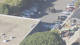 舊金山瓊喬丹公立高中、城市藝術和科技高中遭遇槍擊案(圖/翻攝自Twitter)